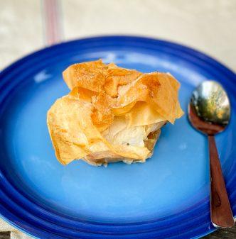 Dorie Greenspan Petite Apple Croustades from baking Chez Moi on eatlivetravelwrite.com