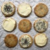 White Chocolate and Poppy Seed Cookies from Dorie's Cookies on eatlivetravelwrite.com
