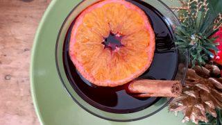Mulled wine/ vin chaud