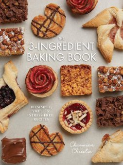 3 ingredient baking book on eatlivetravelwrite.com