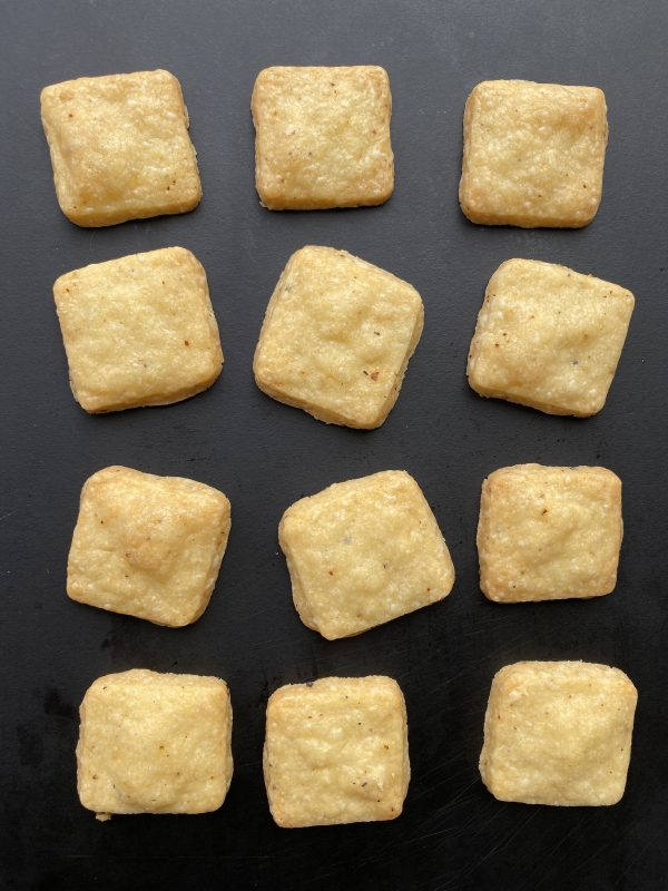 Dorie Greenspan Smoky Cheesy Cookies on eatlivetravelwrite.com