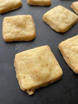 Tuesdays with Dorie Greenspan Smoky Cheesy Cookies on eatlivetravelwrite.com