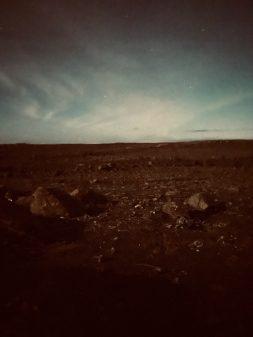 Waiting for the Northern Lights visiting Iceland on eatlivetravelwrite.com