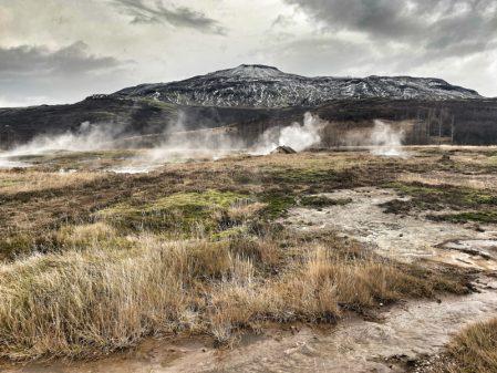 6 Geysir geothermal area visiting Iceland on eatlivetravelwrite.com