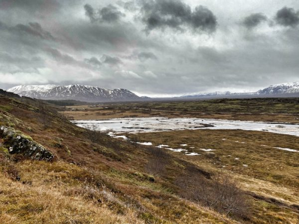 View of visiting Iceland on eatlivetravelwrite.com