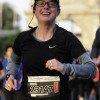 Mardi Michels running Team Unbreakable on eatlivetravelwrite.com