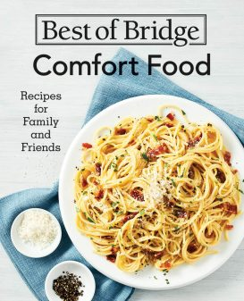 Best of Bridge Comfort Food Cover on eatlivetravelwrite.com