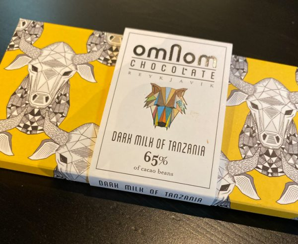 Visiting OmNom in Reykjavik on eatlivetravelwrite.com