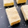 Three ingredient shortbread recipe on eatlivetravelwrite.com