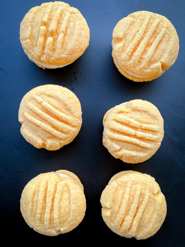 Easy Melting Moment Recipe on eatlivetravelwrite.com