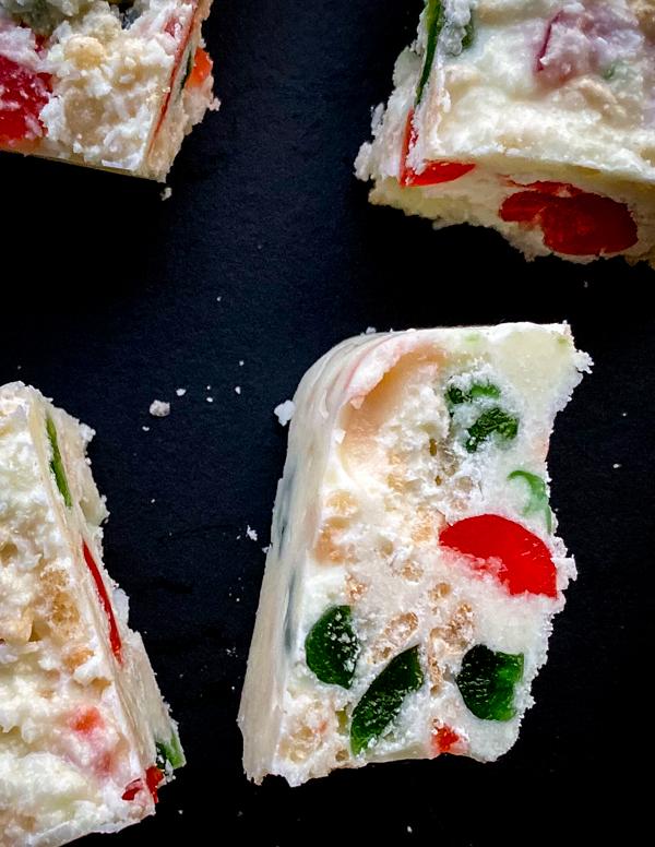 Easy White Christmas recipe on eatlivetravelwrite.com