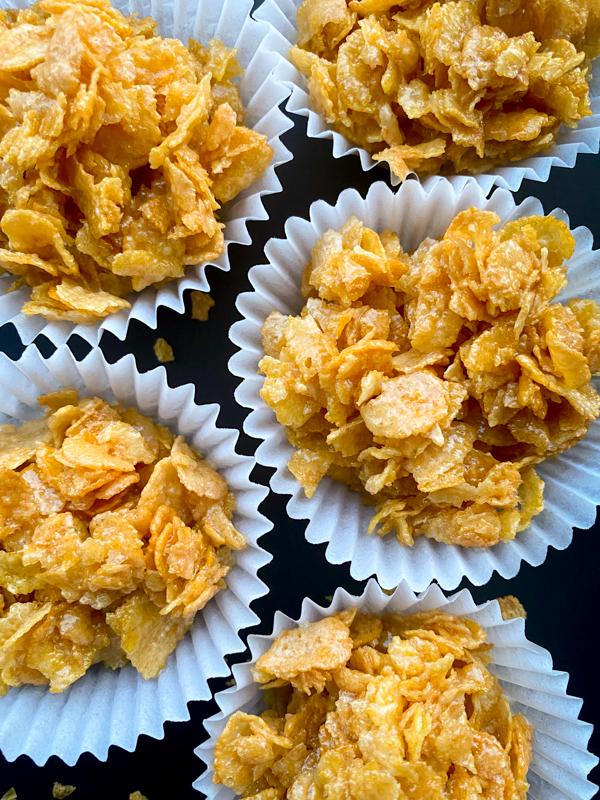 Honey Joys recipe on eatlivetravelwrite.com
