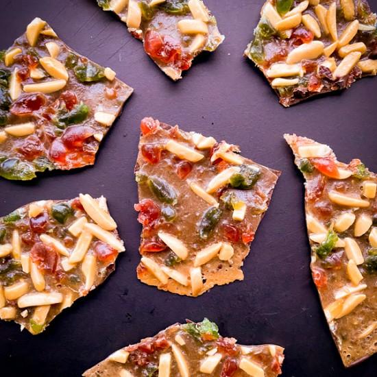 Large Florentine Cookies on eatlivetravelwrite.com