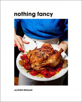 Nothing Fancy cookbook cover on eatlivetravelwrite.com