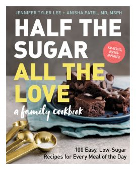 Half the Sugar All the Love cover on eatlivetravelwrite.com