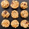 Dorie Greenspan Puffed Grain & Miso Cookies on eatlivetravelwrite.com