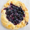 Mini pear blueberry cheesecake galettes from Duchess at Home on eatlivetravelwrite.com