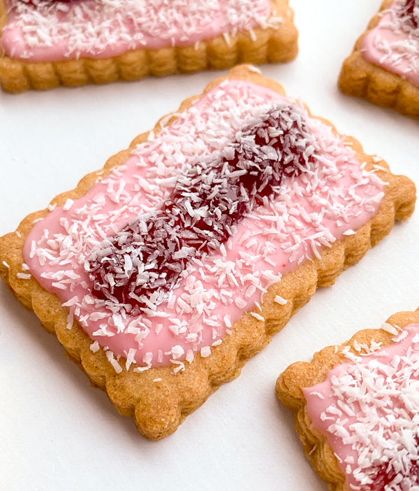 Homemade Iced Vo-Vo Biscuits on eatlivetravelwrite.com