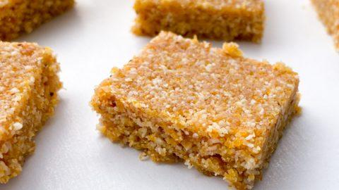 Easy no bake apricot almond coconut energy bites on eatlivetravelwrite.com