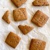 Dorie Greenspan Garam Graham Cookies on eatlivetravelwrite.com