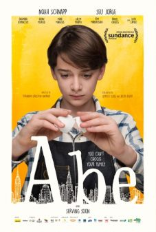 Abe poster on eatlivetravelwrite.com