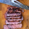 Dorie Greenspan Grilled Dry-Rubbed Rib Eye Steaks from Everyday Dorie on eatlivetravelwrite.com