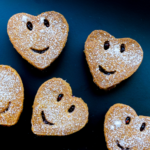 Dorie Greenspan Little Rascals from Dorie's Cookies on eatlivetravelwrite.com