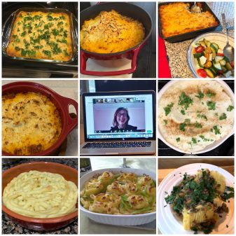 Shepherd's Pie for Rotary Club of Toronto Virtual Cooking Club on eatlivetravelwrite.com