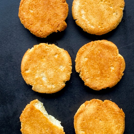 Dorie Greenspan's Salt-and-Pepper Sugar-and-Spice Galettes from Dorie's Cookies