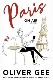 Paris on Air cover on eatlivetravelwrite.com