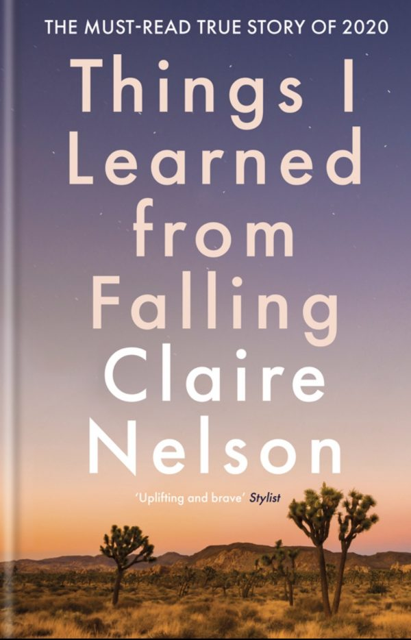 Things I learned from falling by Claire Nelson book cover