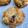 Close up of Dorie Greenspan's breakfast cookies from Dorie's Cookies