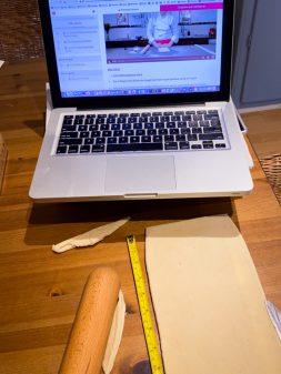 Taking La Cuisne Paris Cooking Class online