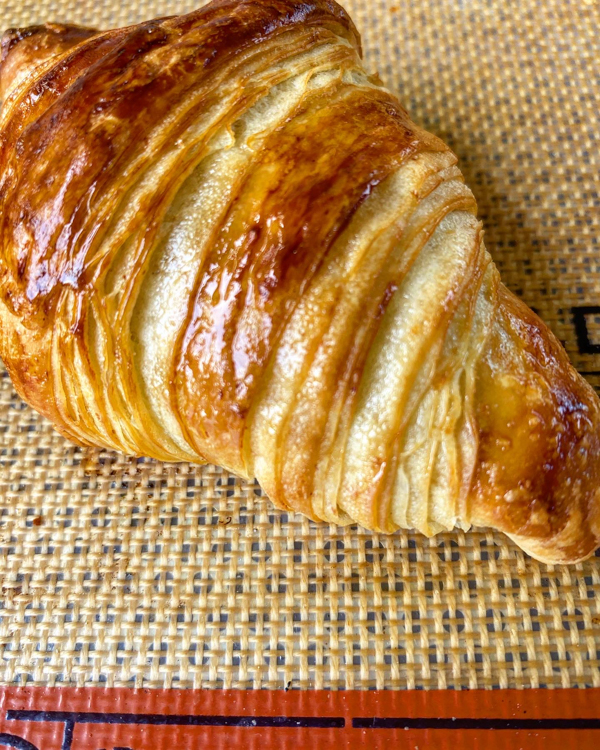 Results of online pastry class with La Cuisine Paris