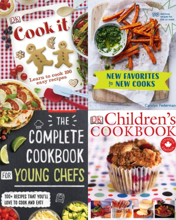 Kids cookbook recommendations by Mardi Michels