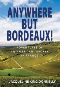 Anywhere but Bordeaux cover