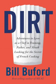 Dirt by Bill Buford cover