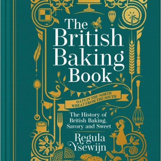British Baking Book by Regula Ysewijn
