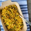 Dorie Greenspan So Good Miso Corn in a serving dish