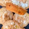 Dorie Greenspan's Popcorn Streusel Tops from Dorie's Cookies