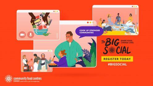The Big Social 2020logo on eatlivetravelwrite.com