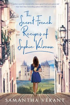 The Secret French Recipes of Sophie Valroux cover