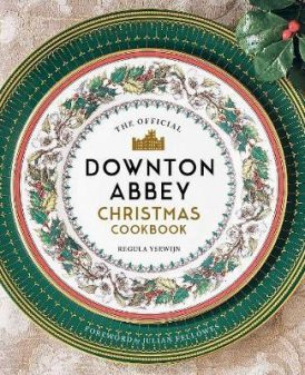 Downton Abbey Christmas Cookbook cover