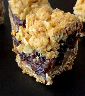 Small Raisin Bar from Dorie Greenspan's Dorie's Cookies