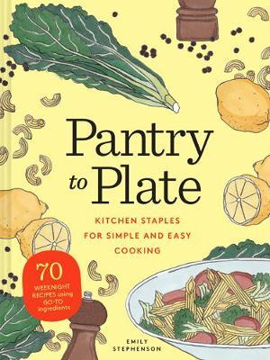 Pantry to Plate Cookbook cover