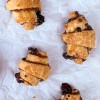 Dorie Greenspan Rugelach on a baking tray