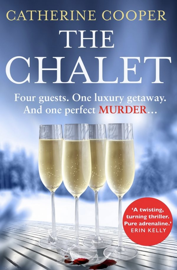 The Chalet by Catherine Cooper book cover