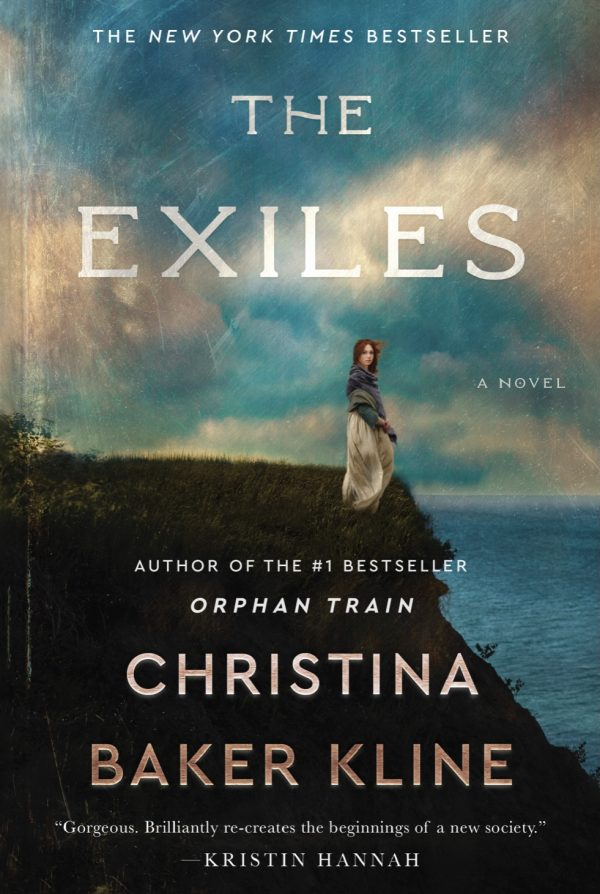 Cover of The Exiles by Christina Baker Kline.