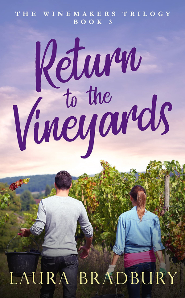 Return to the Vineyards cover.