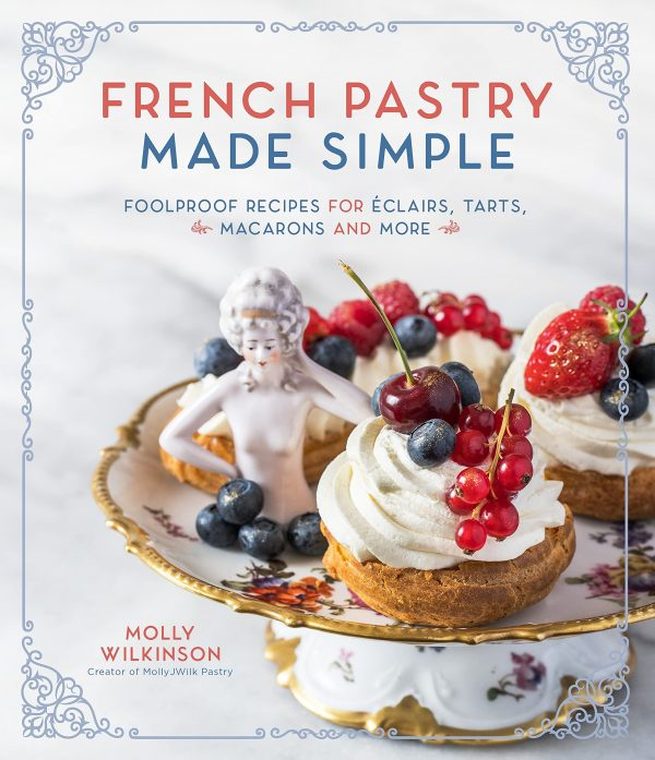French Pastry Made Simple cover.